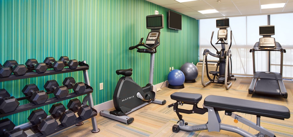 Fitness Facility, Holiday Inn Express Nags Head Oceanfront