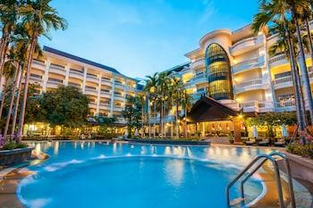 【カンボジア】シェムリアップで女子一人旅でも安心して滞在できるホテルを教えてください。