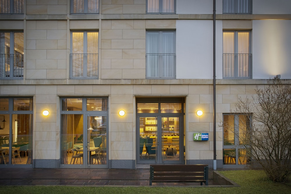 Front of Property, Holiday Inn Express Baden-Baden