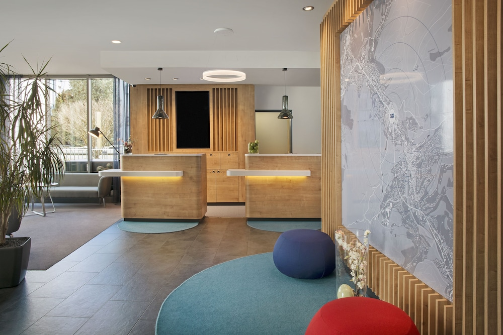 Lobby, Holiday Inn Express Baden-Baden