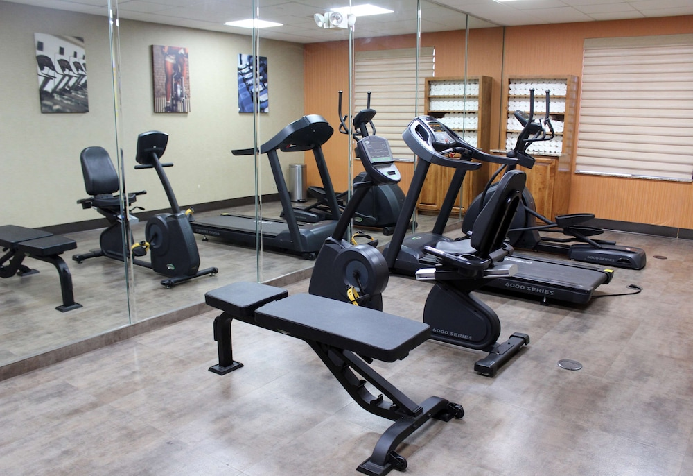 Fitness Facility, Best Western Cannon A.F.B.