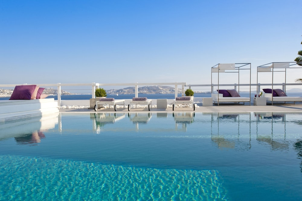Grace Mykonos Room Prices Deals Reviews Expedia - Incredible swimming pool cost 2000000