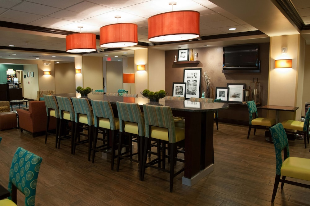 Breakfast Area, Hampton Inn Jacksonville I-295 East/Baymeadows