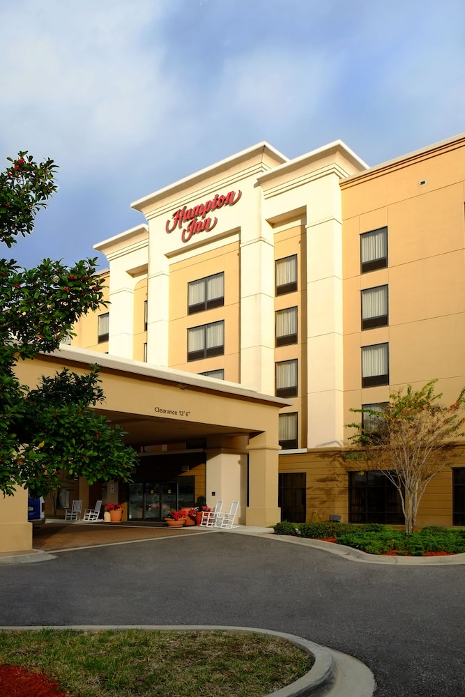 Front of Property, Hampton Inn Jacksonville I-295 East/Baymeadows
