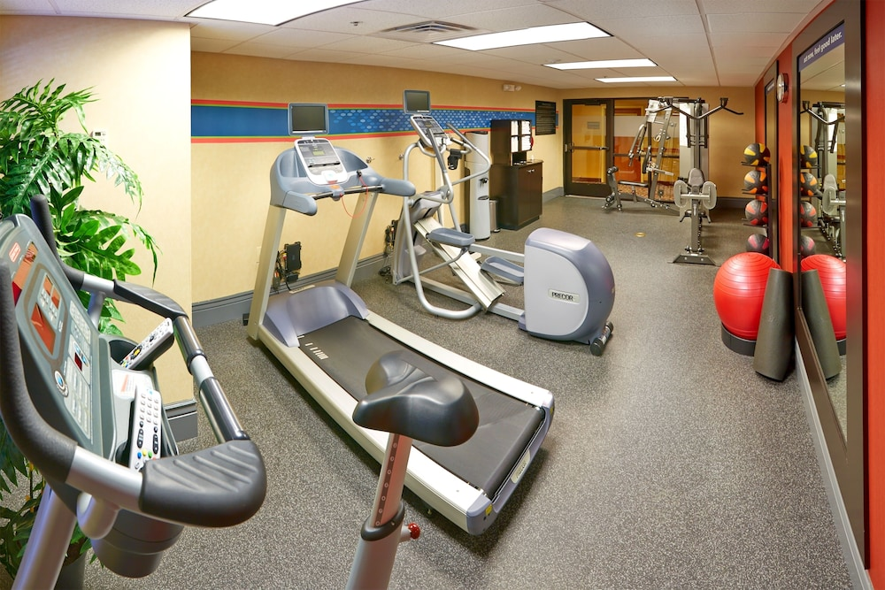 Gym, Hampton Inn Lehi-Thanksgiving Point