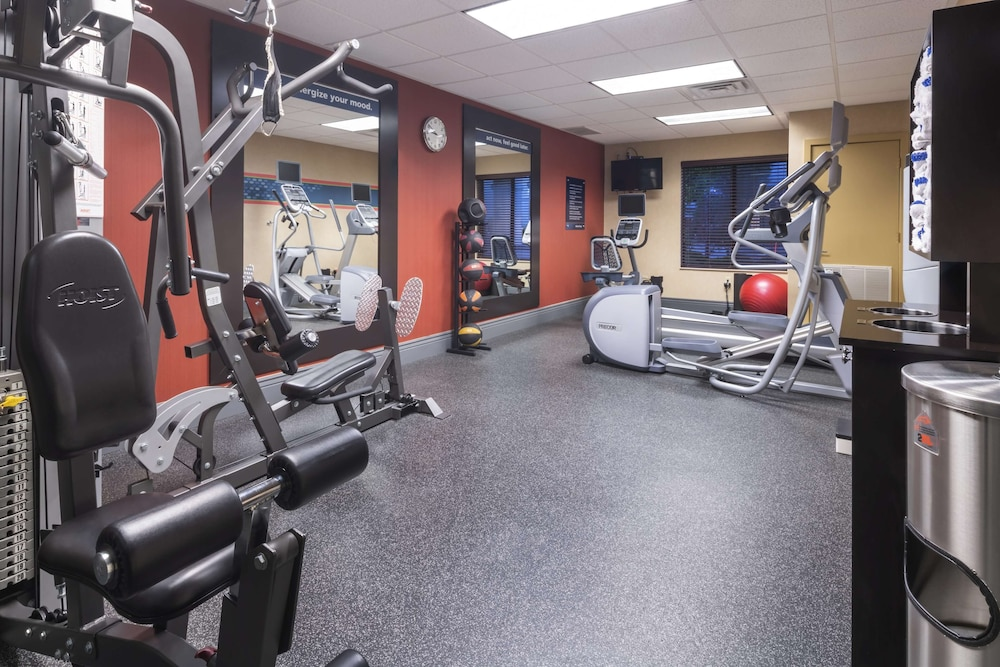 Fitness Facility, Hampton Inn Lehi-Thanksgiving Point