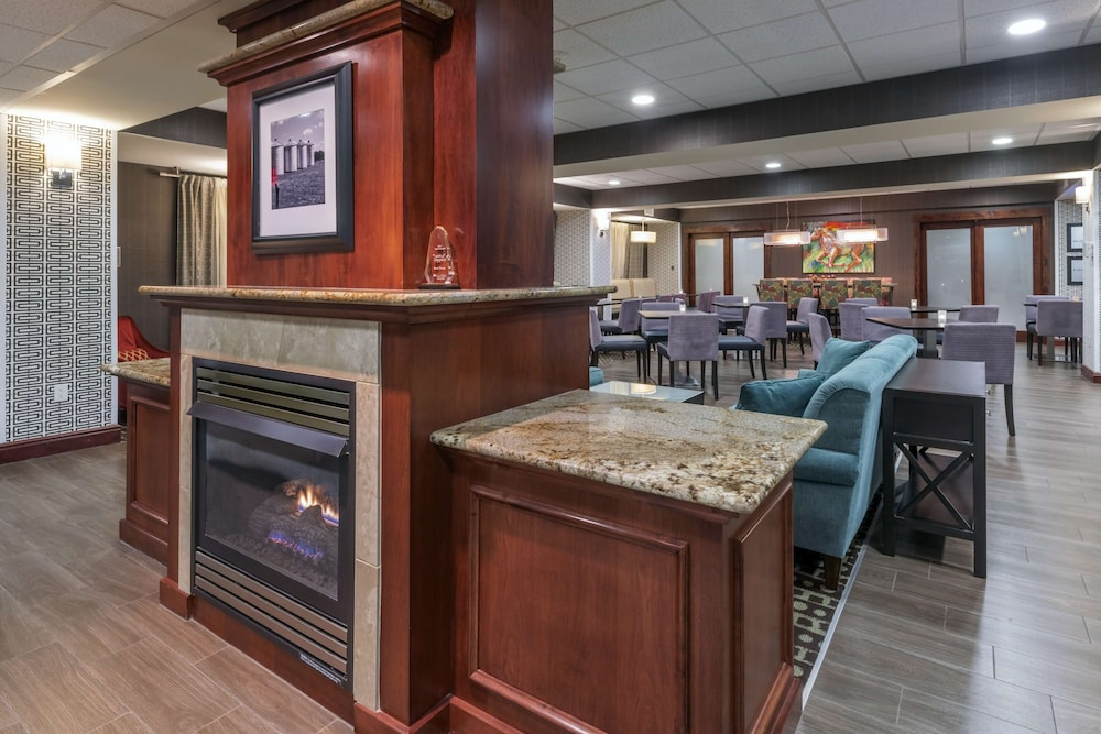 Lobby, Hampton Inn Lehi-Thanksgiving Point