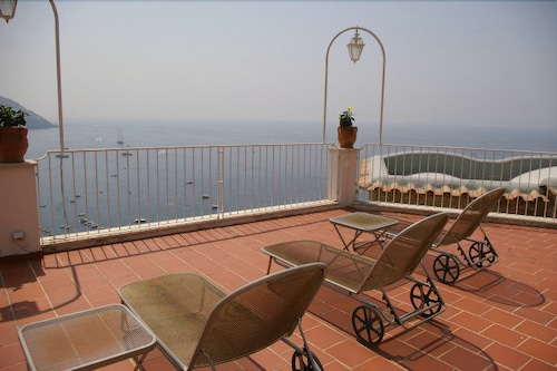 Terrace/Patio, Hotel Casa Albertina