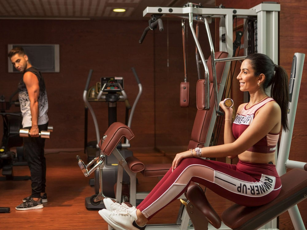Fitness Facility, Novotel Casablanca City Center