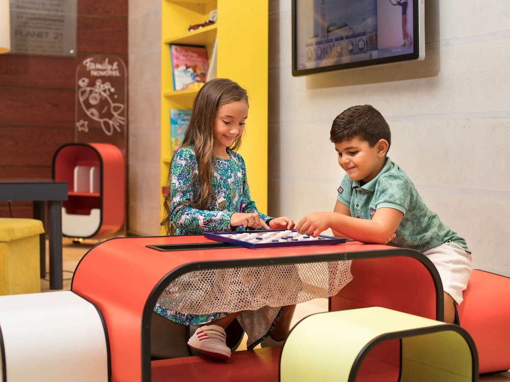 Children's Area, Novotel Casablanca City Center
