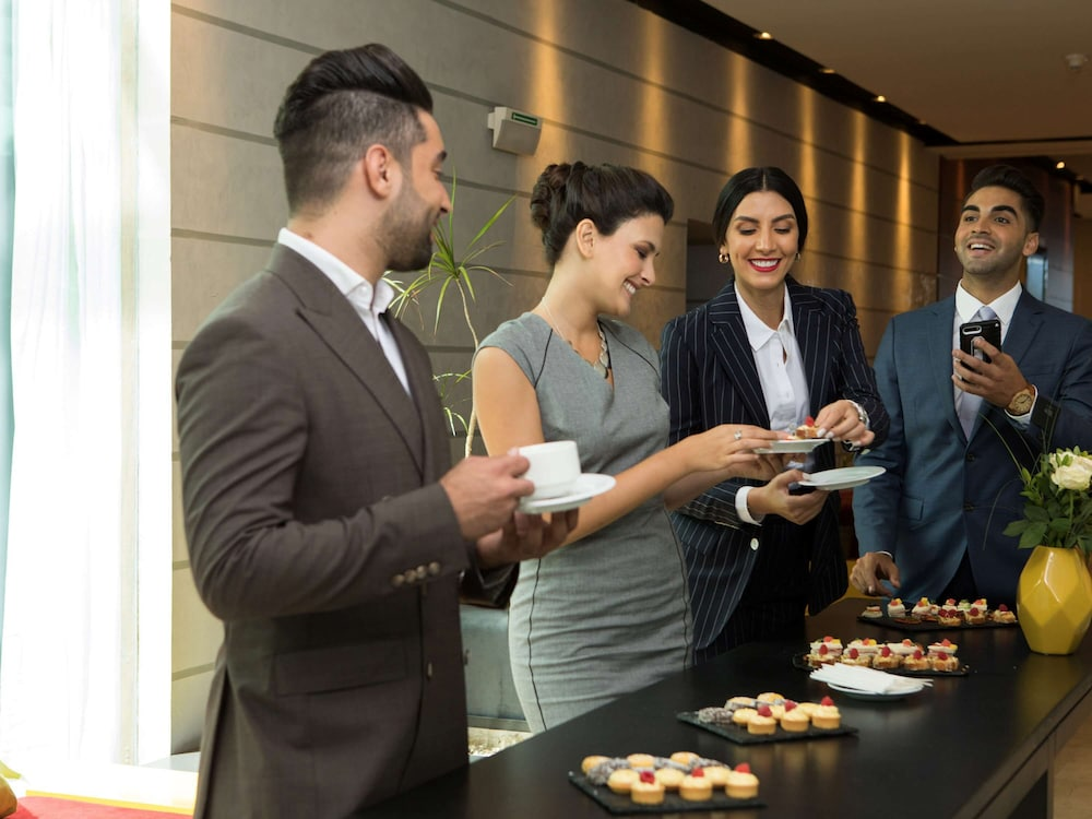 Meeting Facility, Novotel Casablanca City Center