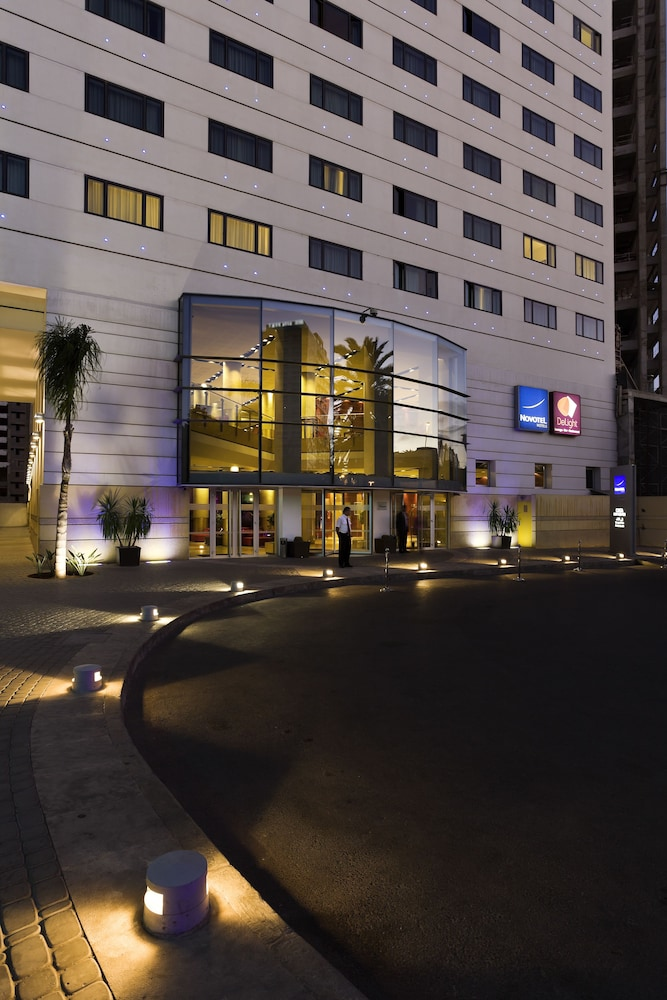 Exterior, Novotel Casablanca City Center