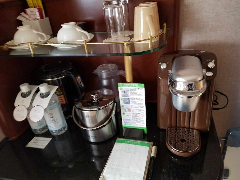 Coffee and/or Coffee Maker, Sapporo Prince Hotel
