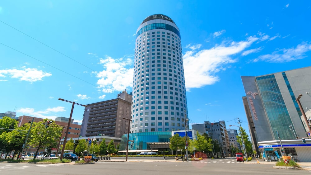 Featured Image, Sapporo Prince Hotel