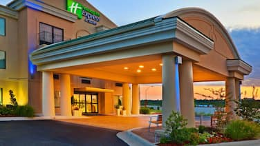 Holiday Inn Express Hotel & Suites Muskogee, an IHG Hotel