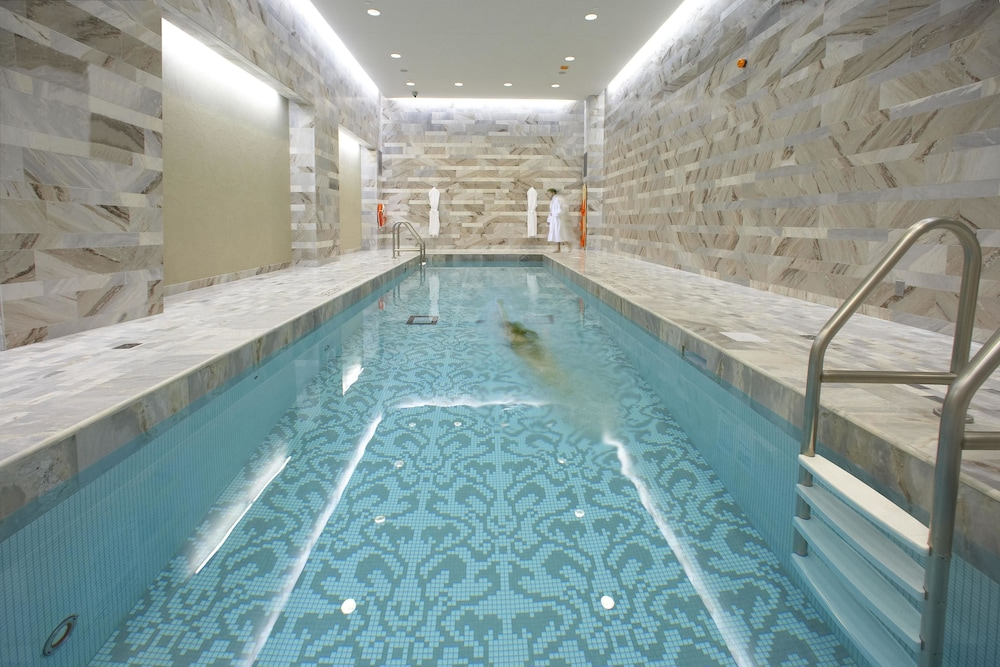 Indoor Pool, The Hazelton Hotel Toronto