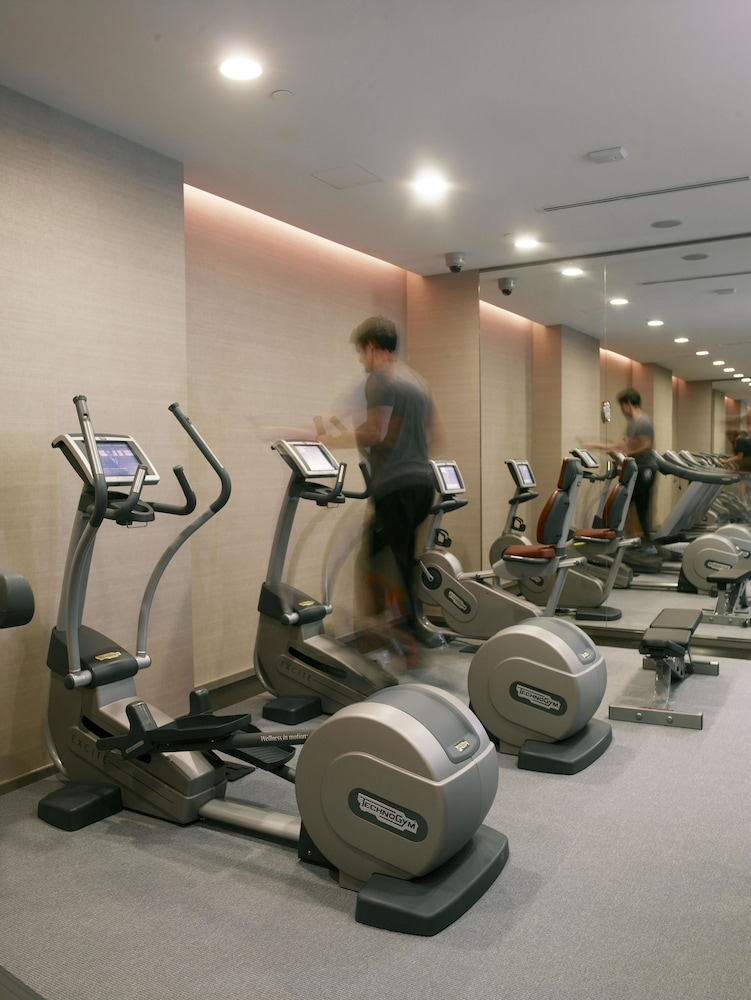 Fitness Facility, The Hazelton Hotel Toronto