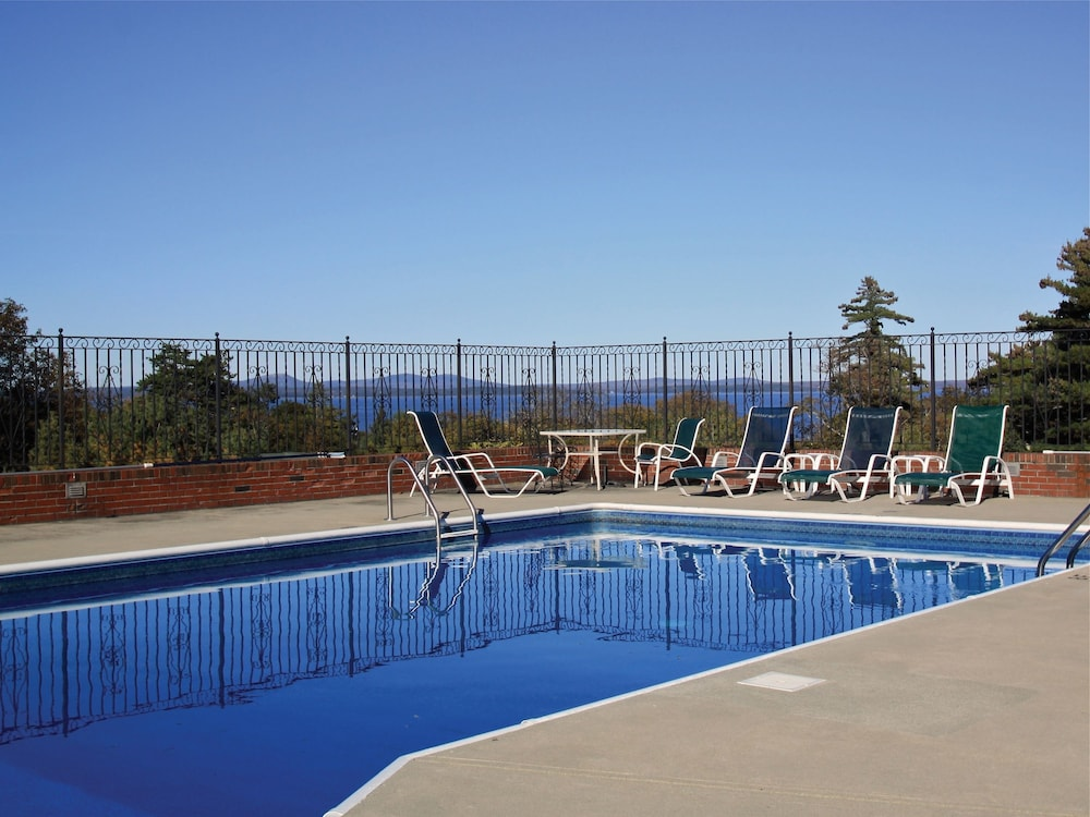 Outdoor Pool, The Bluenose Inn
