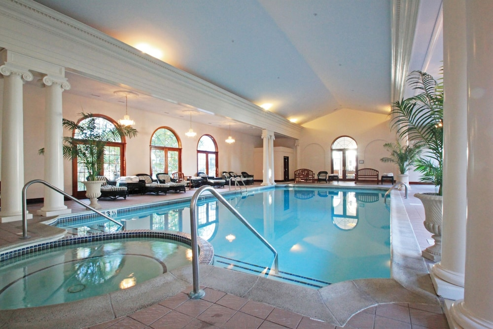 Indoor Pool, The Bluenose Inn