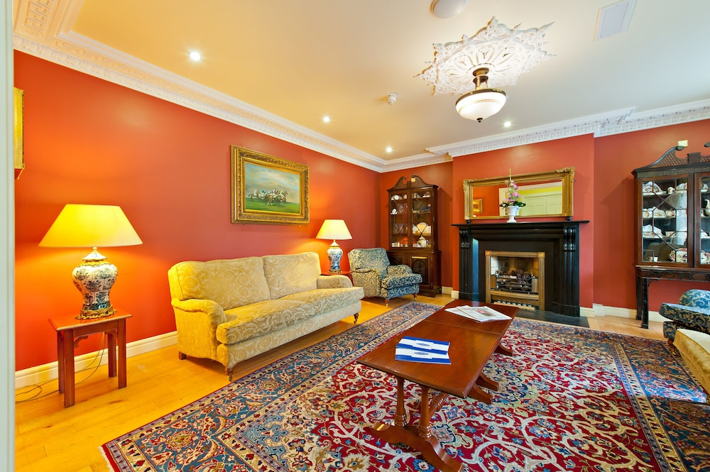 Lobby Sitting Area, Roganstown Hotel & Country Club