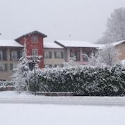 Sneeuw- en skisporten