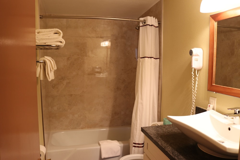 Bathroom, Lake View Lodge