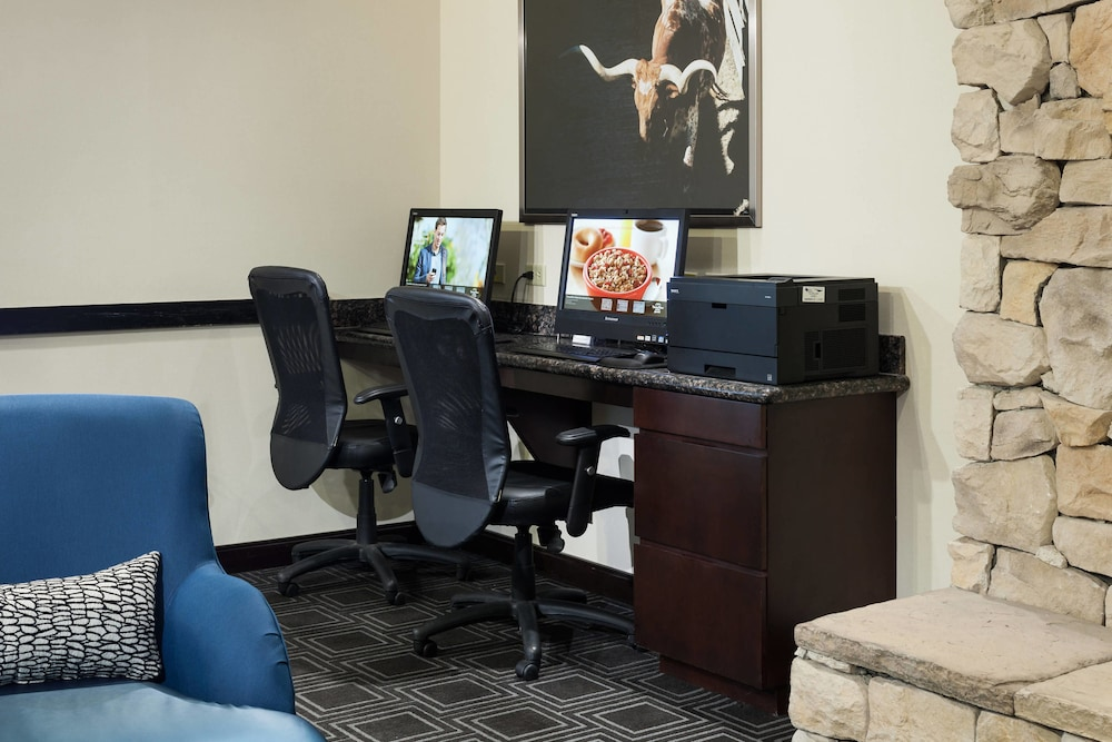 Business Center, TownePlace Suites by Marriott San Antonio Airport