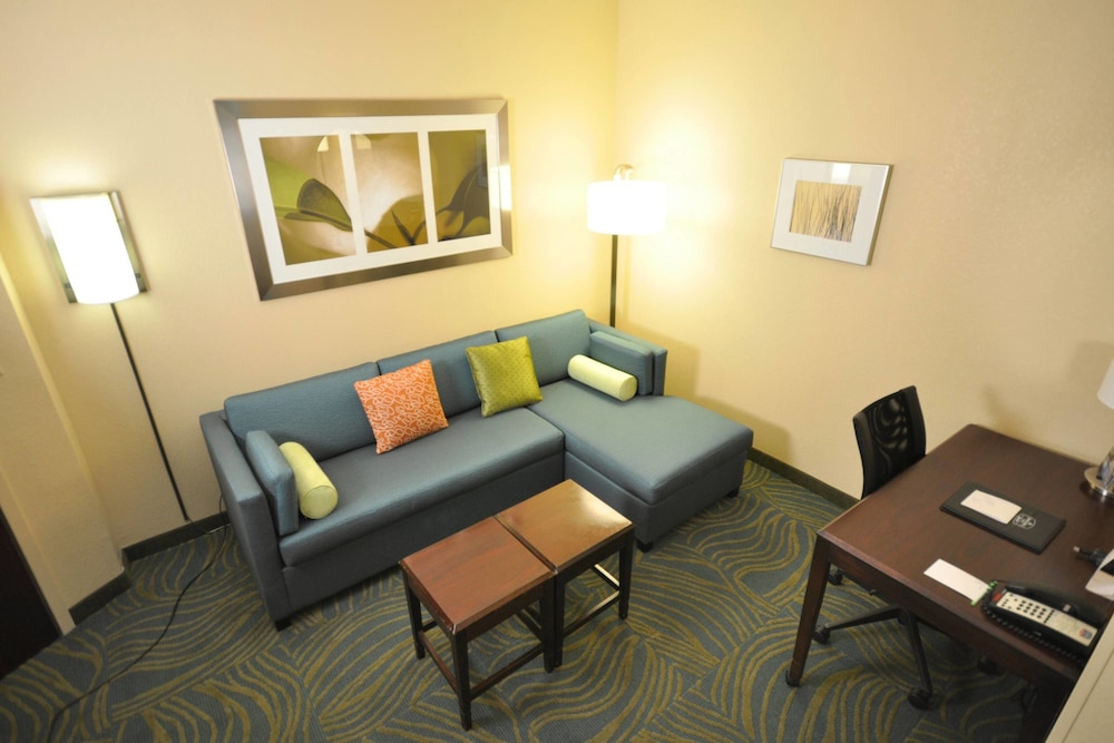 Room, Springhill Suites by Marriott Galveston