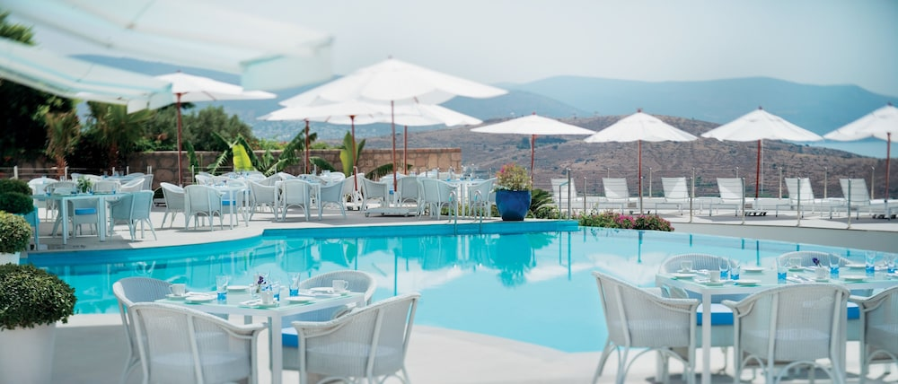 Outdoor Pool, Doria Hotel Bodrum