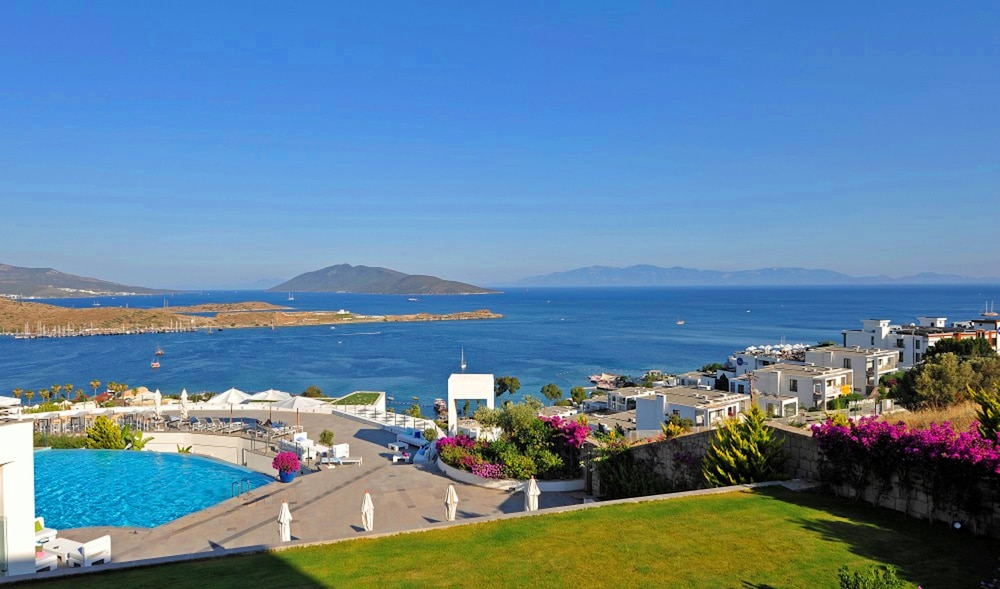 View from Property, Doria Hotel Bodrum