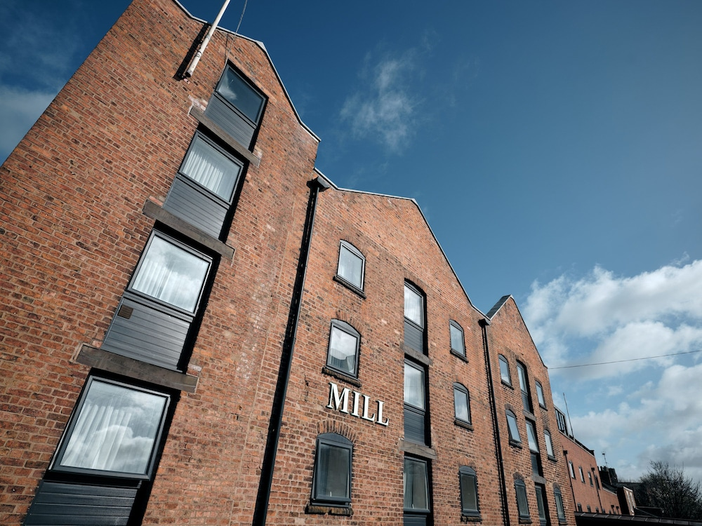 Exterior, The Mill Hotel & Spa