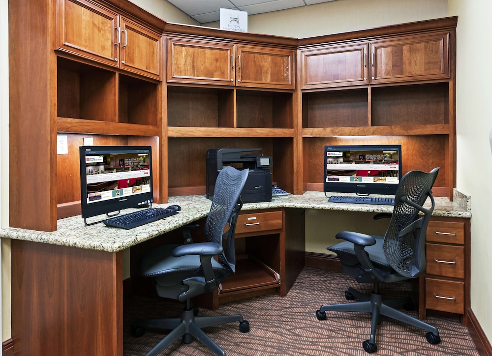 Business Center, Hilton Garden Inn Corpus Christi