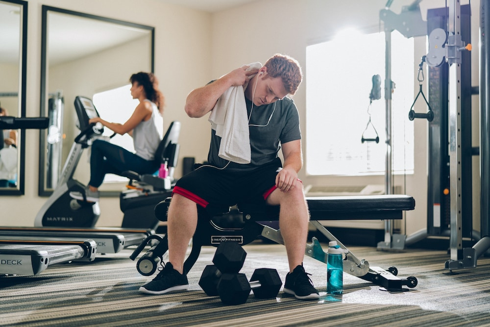 Fitness Facility, Candlewood Suites DFW South, an IHG Hotel