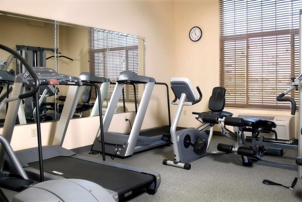 Fitness Facility, Hawthorn Suites by Wyndham Madison Fitchburg