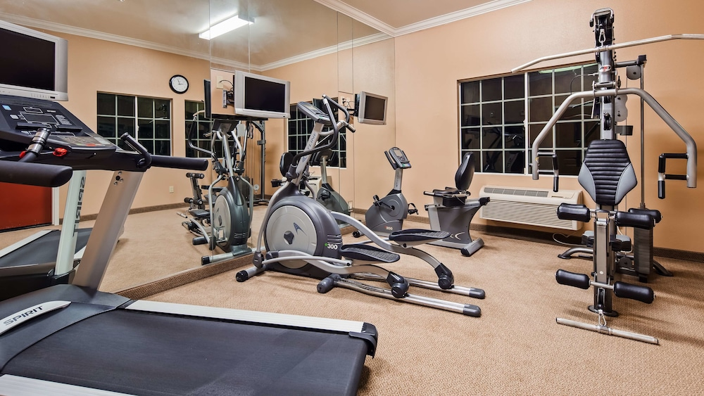 Fitness Facility, Best Western Plus Route 66 Glendora Inn