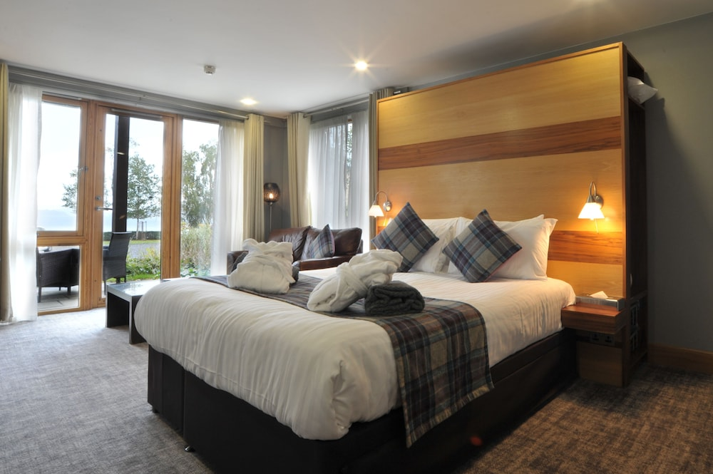 Room, Lodge on Loch Lomond Hotel