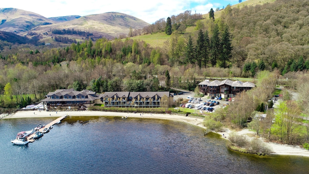 Featured Image, Lodge on Loch Lomond Hotel