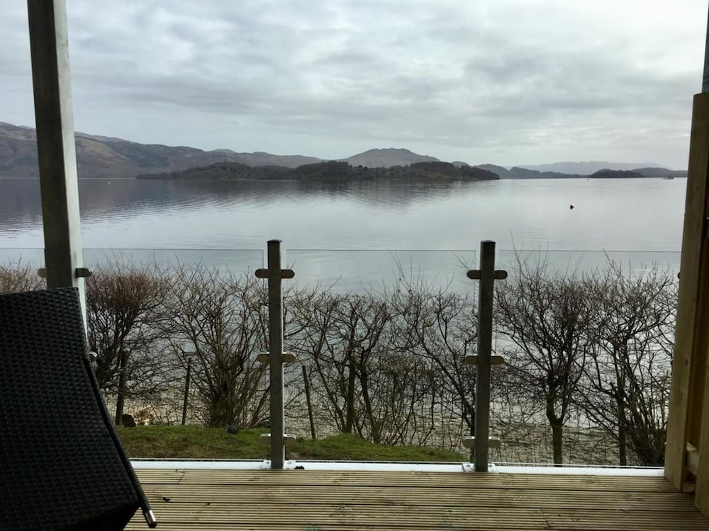 Water view, Lodge on Loch Lomond Hotel