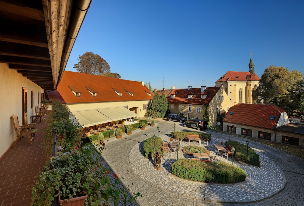 View from Property, Lindner Hotel Prague Castle