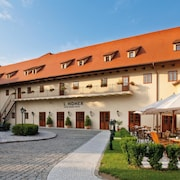 Lindner Hotel Prague Castle