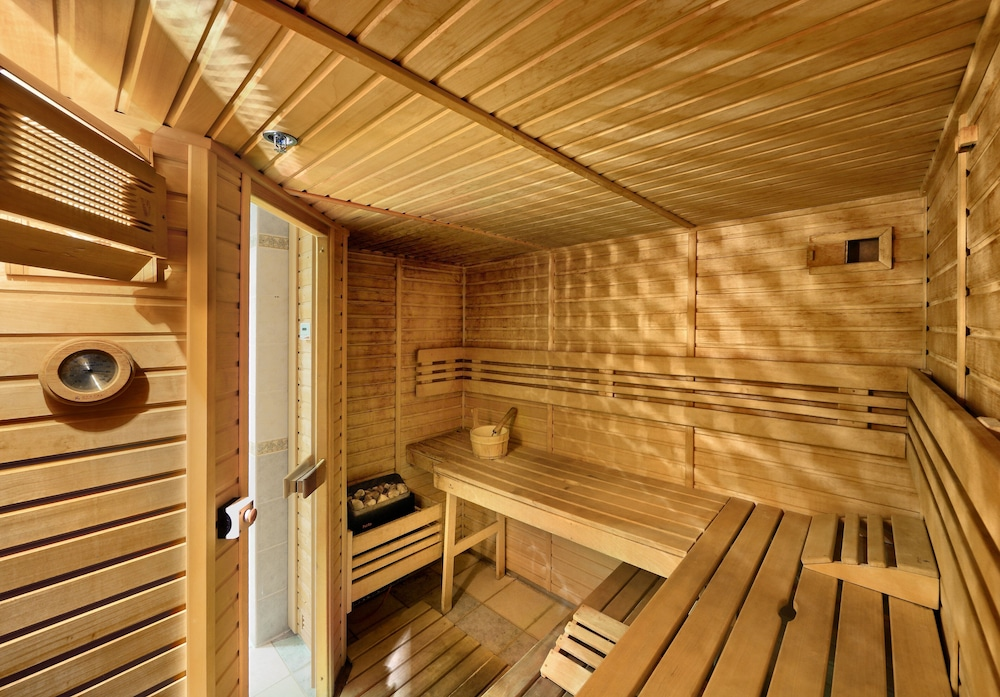 Sauna, Lindner Hotel Prague Castle