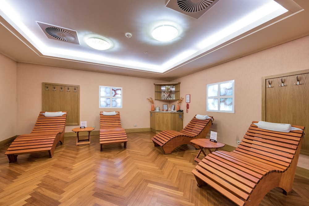 Fitness Facility, Lindner Hotel Prague Castle