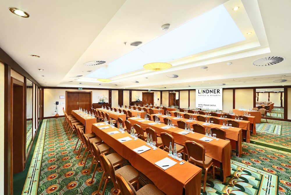 Meeting Facility, Lindner Hotel Prague Castle