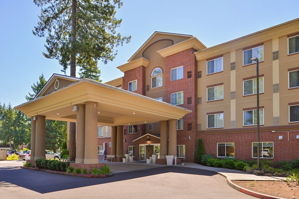 Exterior, Holiday Inn Express Hotel & Suites Lacey