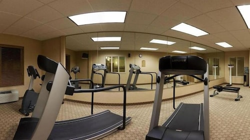 Fitness Facility, Holiday Inn Express Hotel & Suites Lacey