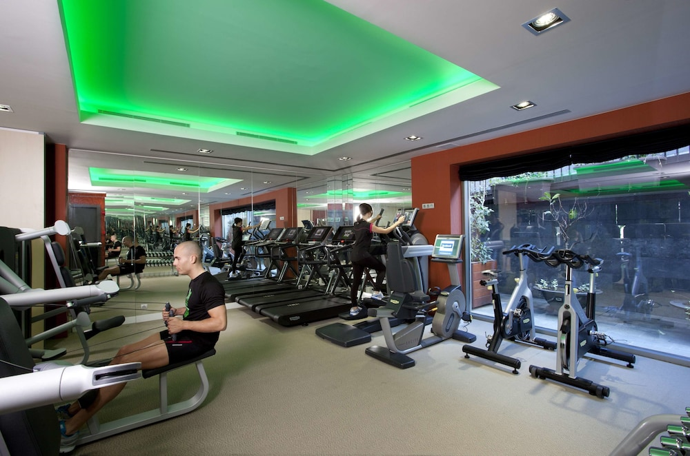 Fitness Facility, Hotel MiM Sitges