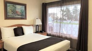 Premium bedding, down comforters, Tempur-Pedic beds