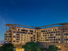Crowne Plaza Hotel Gurgaon, an IHG Hotel