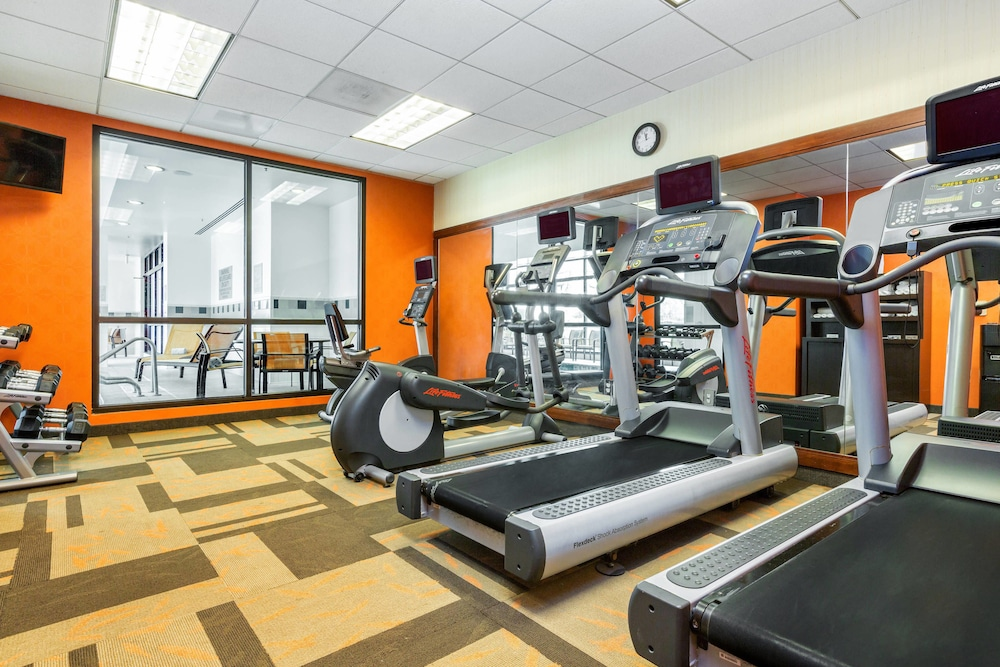 Fitness Facility, Courtyard by Marriott Houston by the Galleria