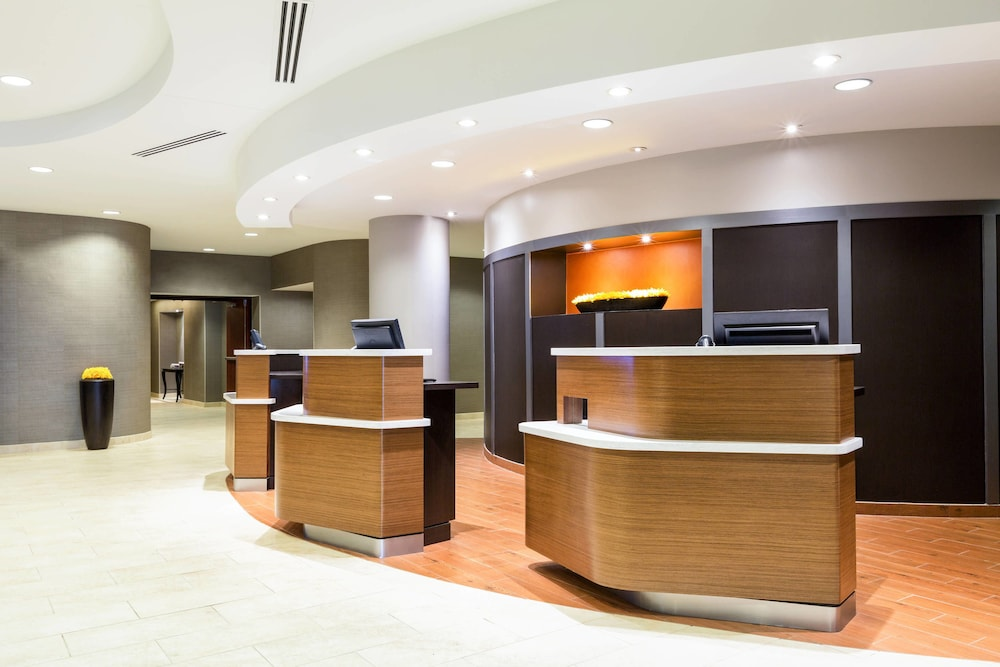 Interior, Courtyard by Marriott Houston by the Galleria